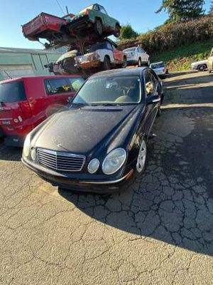 Parting out ~ 2005 MERCEDES BENZ E500 for Sale in Portland, OR
