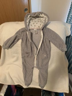 Carters zip/ button up cozies with hood for Sale in Bend,  OR