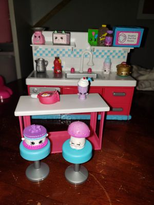 Kitchen shopkins for Sale in Westminster, CA