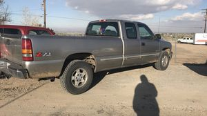 Chevy Silverado 1500 Z71 for Sale in Pinon Hills, CA