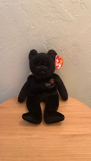 Ty beanie babies Rare (The End) beanie baby bear. for Sale in El Cajon, CA