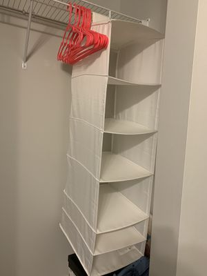 Closet organizer set for Sale in Upper Arlington, OH