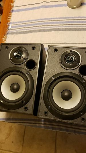 Sony Speakers for Pro Audio Home Theater System Rear Speakers for Sale in Tampa, FL