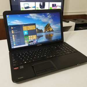 Toshiba 2017 Laptop. No Issues for Sale in Charlotte, NC