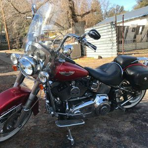 2012 Harley Davidson Fat Boy Softail Deluxe for Sale in North Fork, CA