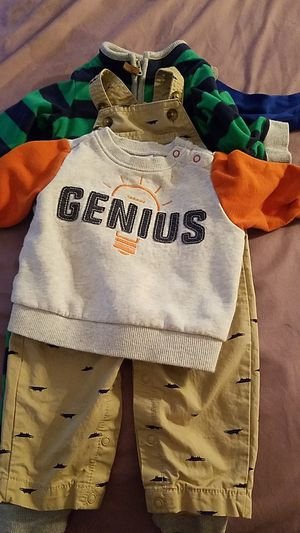 Baby boy 5 piece bundle. for Sale in Corona, CA