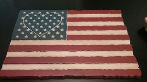American flag wall art for Sale in Clermont, FL