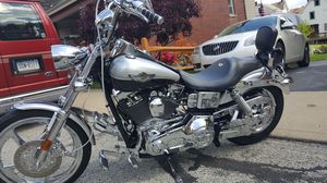 2003 Harley Davidson dyna wide glide. for Sale in Pittsburgh, PA