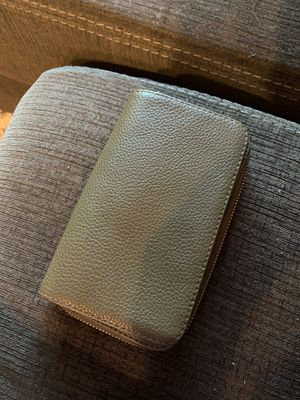 Olive green wallet from target for Sale in Kirkland, WA