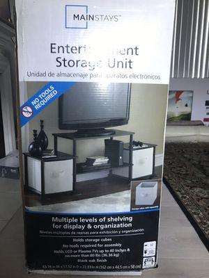 Entertainment Storage Unit for Sale in Dallas, TX
