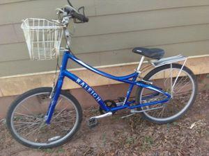 Raleigh blue ladies cruiser bike gruv for Sale in Atlanta, GA