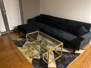 Sectional couch for Sale in Richmond, VA