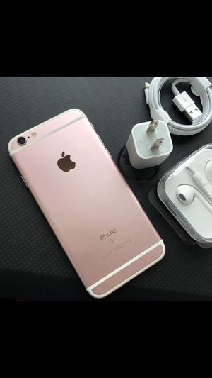 iPhone 6s just like NEW EXCELLENT CONDITION ( Factory UNLOCKED) for Sale in VA, US