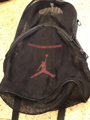 Mesh Nike Air Jordan Backpack for Sale in Laguna Hills, CA
