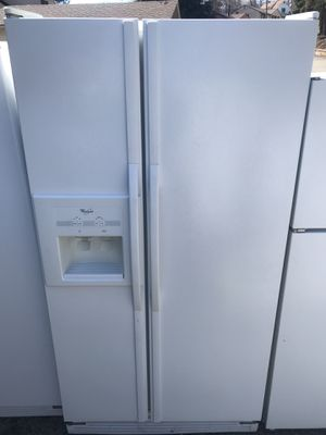 Whirlpool Side by Side Fridge for Sale in Pittsburgh, PA