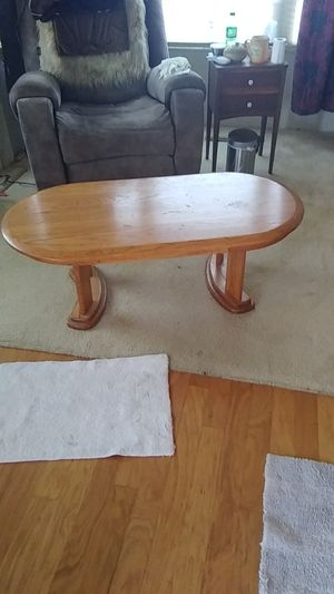 Coffee Table (oak) for Sale in Bend, OR