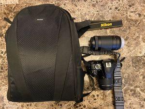 Nikon D3400 BUNDLE for Sale in Houston, TX