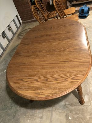Wooden table for Sale in Akron, OH