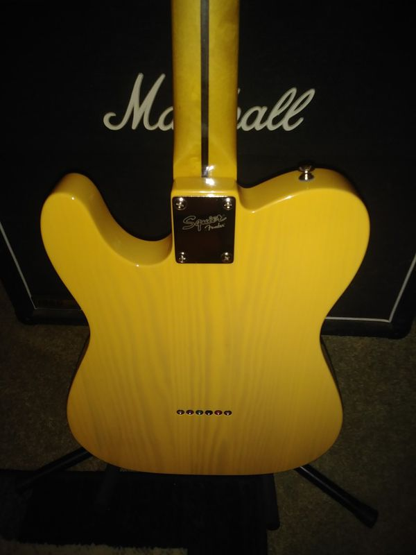 2018 Fender squire classic vibe telecaster