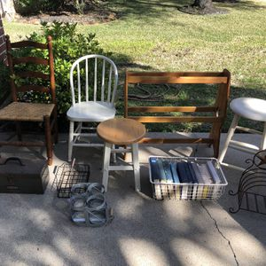 Old Toolbox And More ! 100 / Katy for Sale in Katy, TX