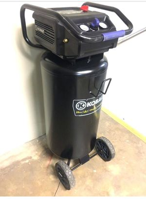 26 gallon kobalt compressor for Sale in St. Louis, MO
