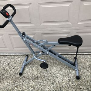 UPRIGHT ROW-N-RIDE ROWING MACHINE for Sale in Lynnwood, WA