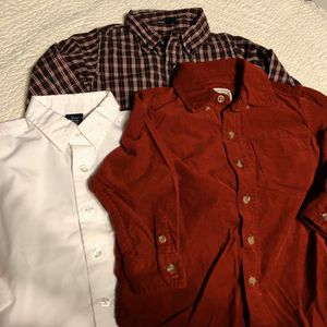 Three boys 3T button down shirts for Sale in Oakley, CA