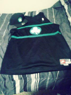 Throwback jersey Paul Pierce Boston Celtics 2XL snapback Boston Celtics for Sale in Dallas, TX