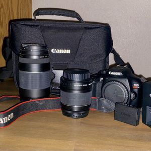Canon EOS Rebel T6 WiFi Camera for Sale in Aurora, OR