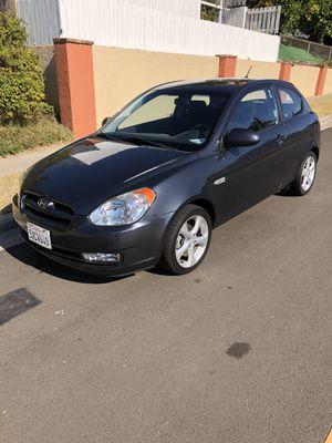 1 Owner 2007 Hyundai Accent SE-3 Door 50,000 Original Low Miles for Sale in San Diego, CA