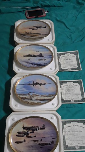 Commemorative War Plates for Sale in Harrisburg, PA