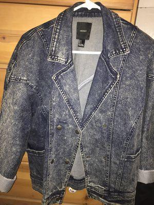 Forever 21 women's jean jacket for Sale in Sanger, CA