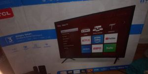 Tv. TCL Roku for Sale in Allentown, PA