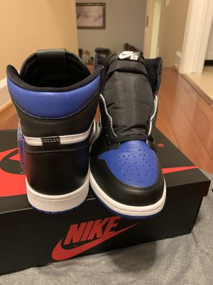 Air Jordan 1 OG Royal Toe for Sale in Columbia, MD