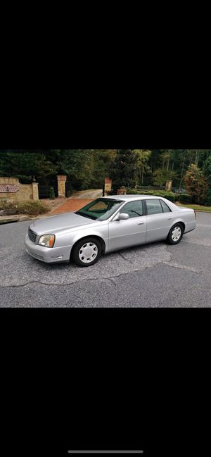 2000 Cadillac Deville for Sale in Powder Springs, GA