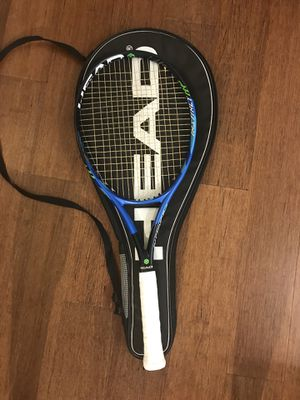 Pro level - Tennis Racket and bag - Head Graphene Touch Instinct MP (1/4) for Sale in Seattle, WA
