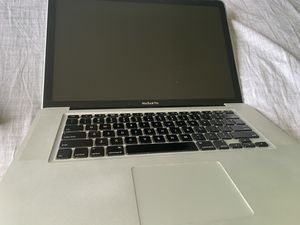 """2008 15"""" Macbook Pro (Wont Turn On) for Sale in Aurora, CO"""