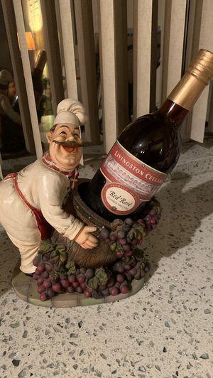 Kitchen Chef wine holder for Sale in Montclair, CA