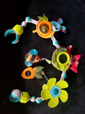 Car seat / stroller handle toy for Sale in Maumelle, AR