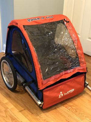 Instep Quick N Lite Bike Trailer for Sale in Willowbrook, IL