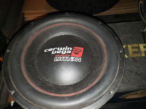 Cerwin Vega Vmax for Sale in Phoenix, AZ