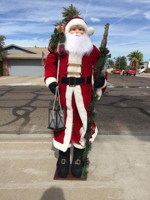 Christmas 5 foot Santa Clause for Sale in Phoenix, AZ