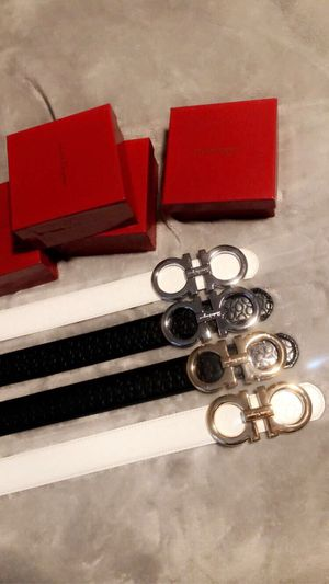 Designer belts for Sale in Ruskin, FL