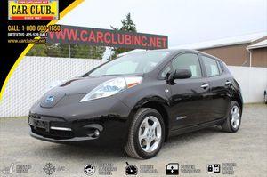 2011 Nissan Leaf for Sale in Burien, WA