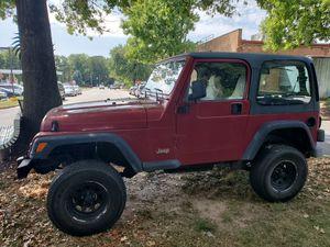 1998 jeep wrangler for Sale in Springfield, VA