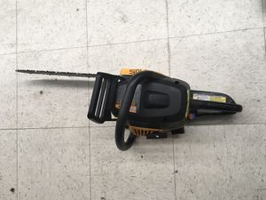 """poulan pro pp3416 chainsaw 16""""-used for Sale in Brentwood, NY"""