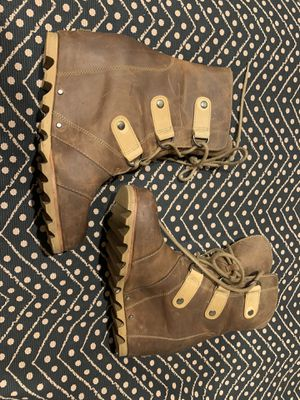 Sorel Joan of Ark wedges - 8.5 for Sale in Bend, OR