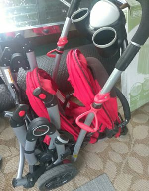 Double stroller for sale great condition for Sale in Washington, DC