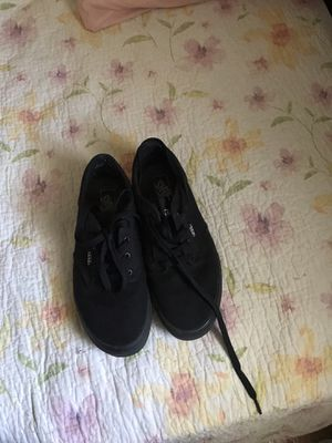 Black vans for Sale in Columbia, MO