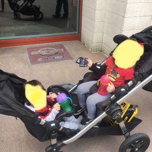City Select Double Stroller for Sale in San Juan Capistrano, CA
